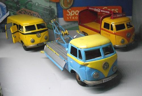 Tinplate VWs