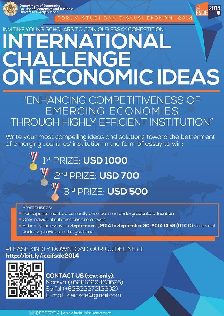 economics contest