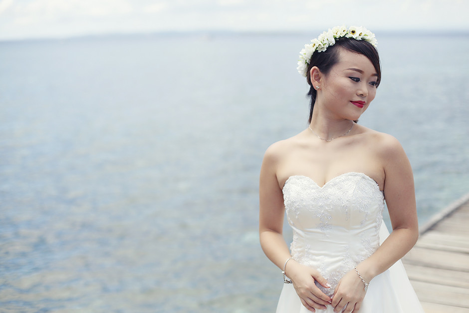 Cebu nalusuan Island Pictorial, Cebu Wedding Photography