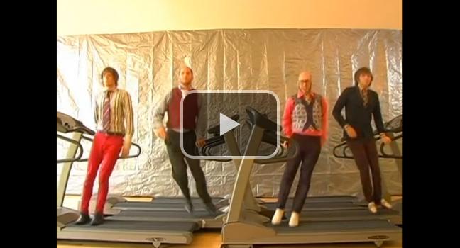 OK Go - 'Here It Goes Again'