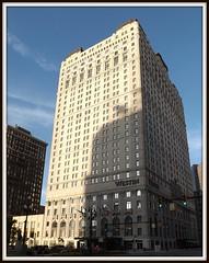 Washington Boulevard Facade: Westin Book-Cadillac Hotel--Detroit MI