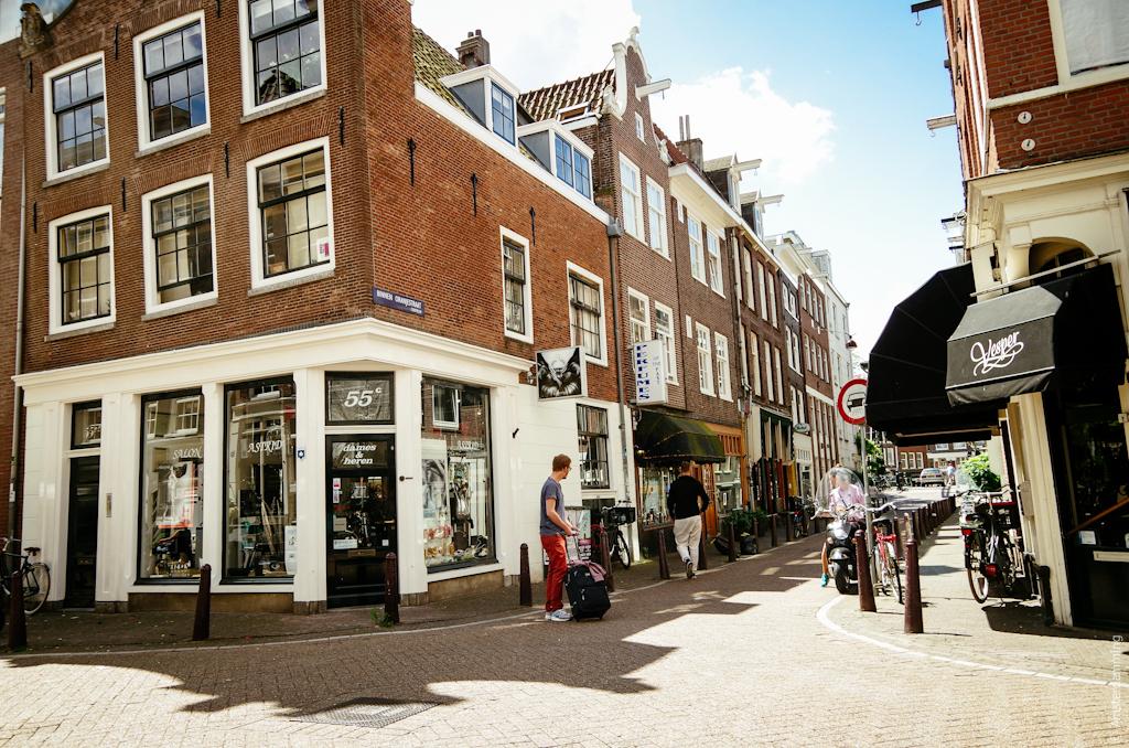 Amsterdam, Harlemmerbuurt