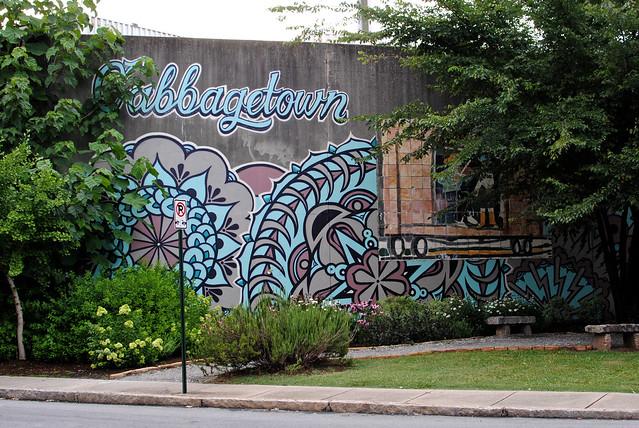 [172/365] Cabbagetown Murals