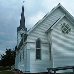Another pretty church in the country...Earlville, MD