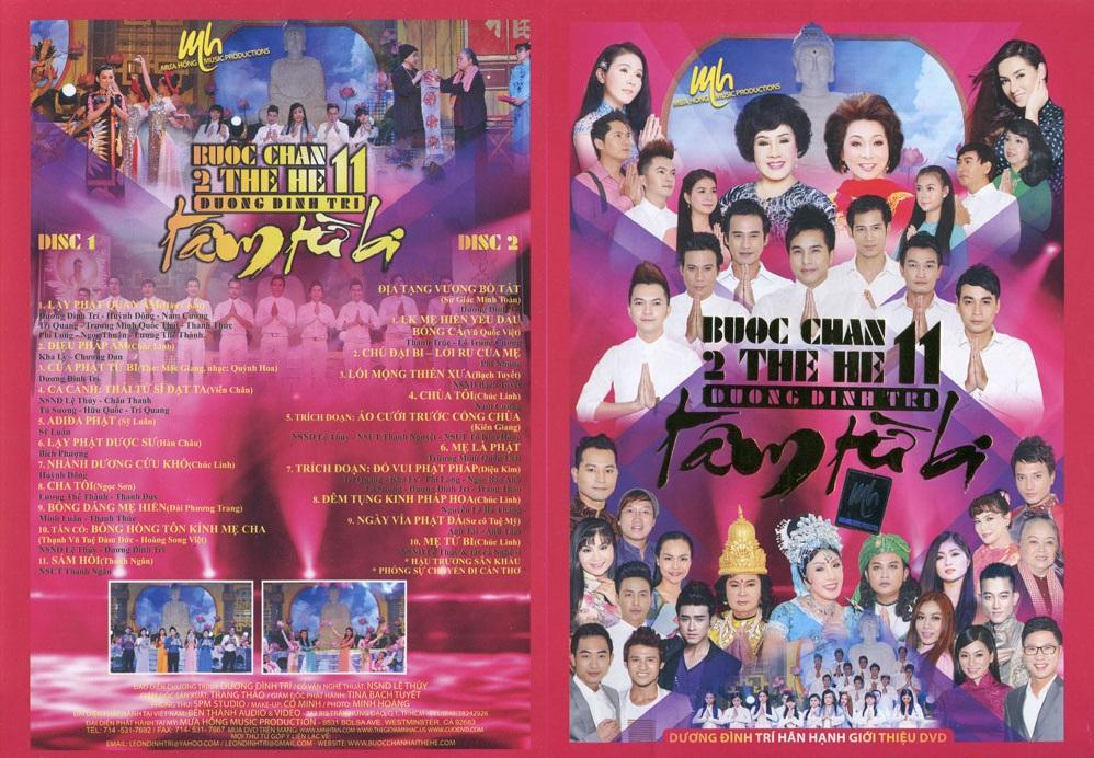Bước Chân Hai Thế Hệ 11 Tâm Từ Bi DVD5