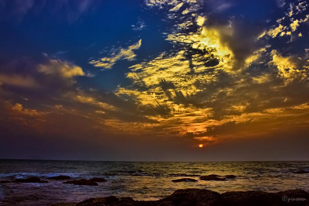 Anjuna Beach, Goa (India)