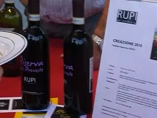 A Wine Valtellina Superiore DOCG @ A Festival in Northern Italy
