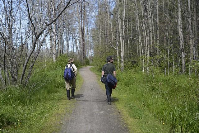 Hudson's Bay trail