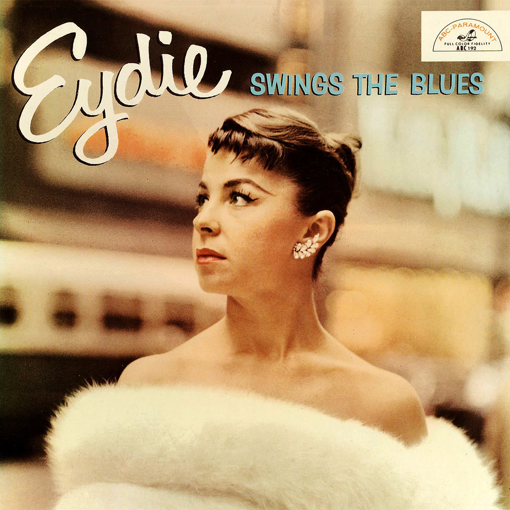 Eydie Gorme - Eydie Swings The Blues
