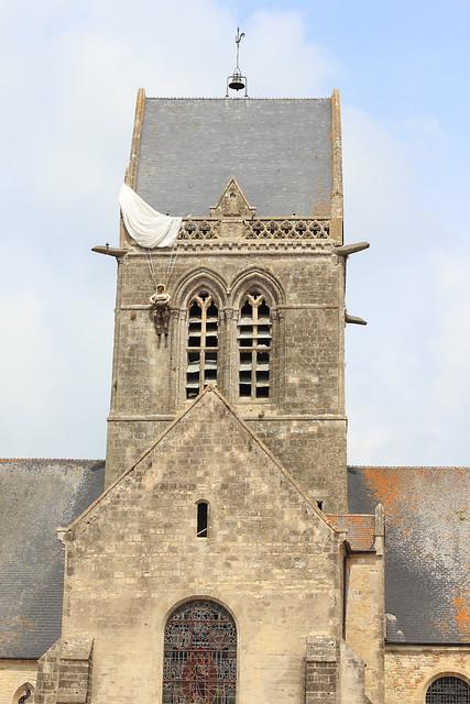 Eglise de Ste mere eglise