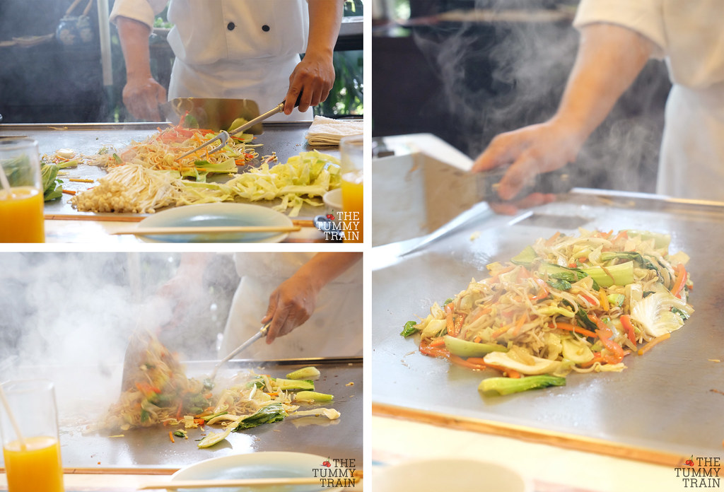 14589696356 80068c98d5 b - My first Teppanyaki-All-You-Can Experience at Yurakuen Diamond Hotel