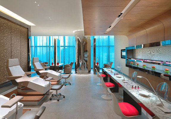 Crown Spa Salon at Crown Towers
