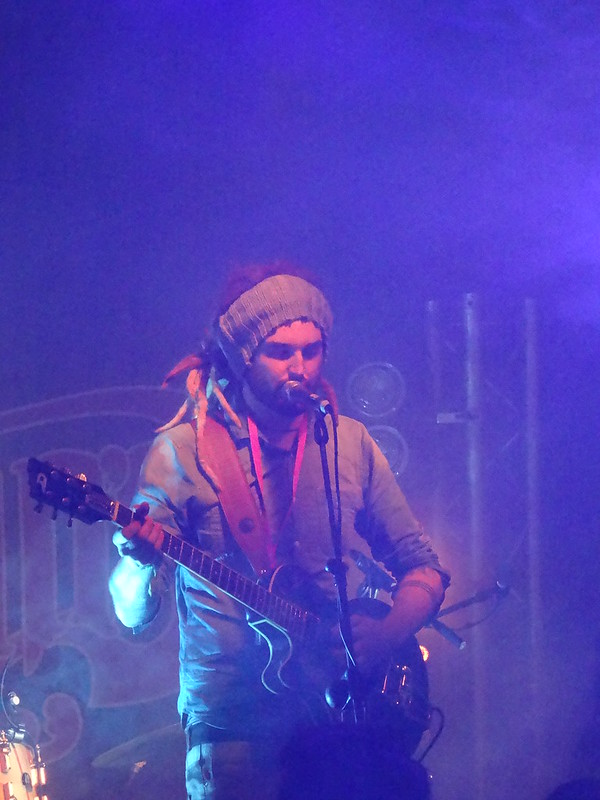 Rasta dude, can't remember his band