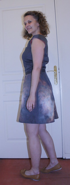Orion Bar dress - side