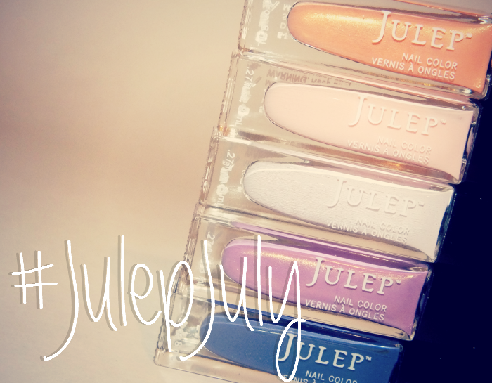 #JulpJuly swatches (1)