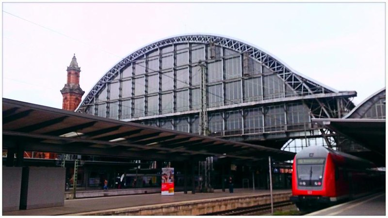 20140502 DB Bremen Hauptbahnhof