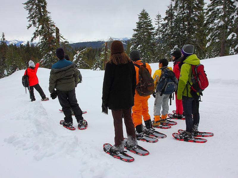 IMG_8414 Ranger-Led Snowshoe Walk