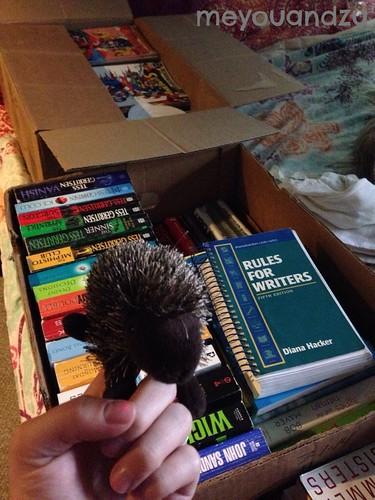 Hedgehog packing