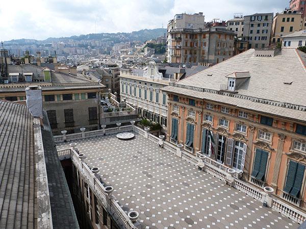 terrasses des palais