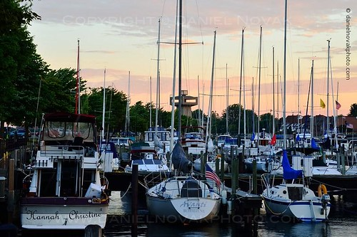 ny newyork tower colors sailboat marina sunrise observation harbor buffalo downtown mast eriebasin