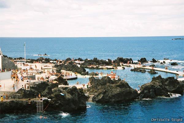 Porto Moniz @ Madeira, Portugal