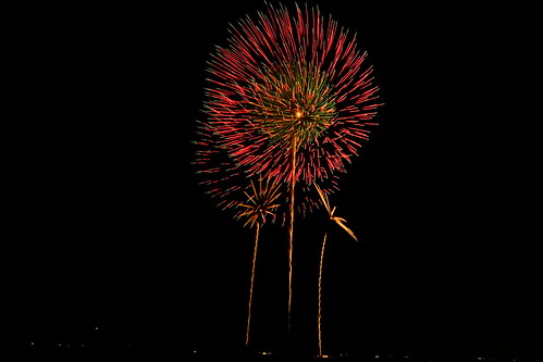 Toride Tone-River Fireworks Festival 2014 12