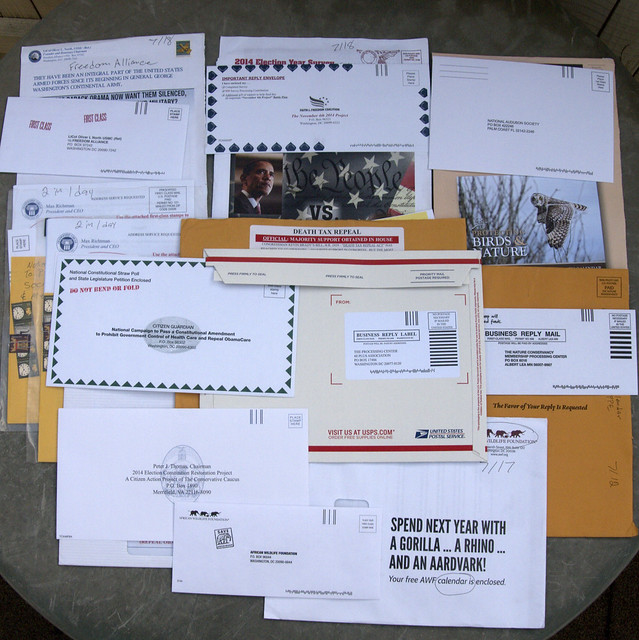 big envelopes