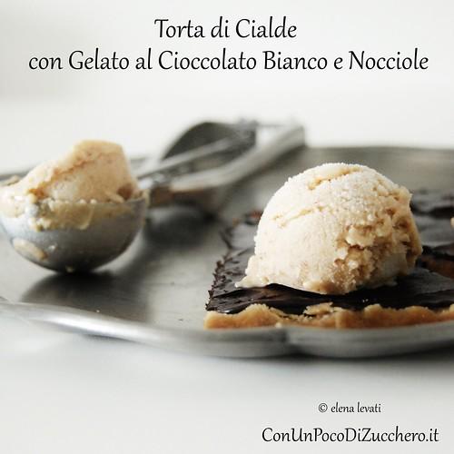 Torta cialde e gelato 1