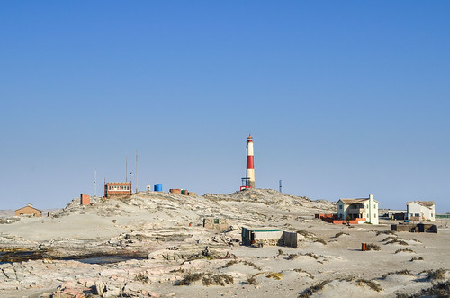Lighthouse at Diaz Point, Namibia