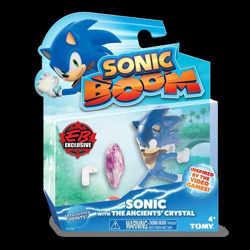 EB Games Sonic Boom Pre-Order