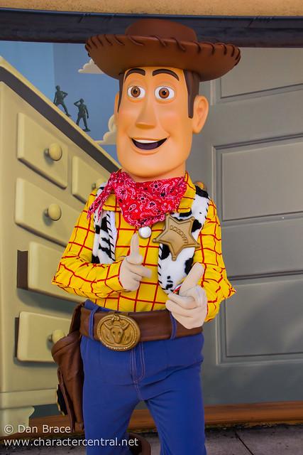 Meeting Woody