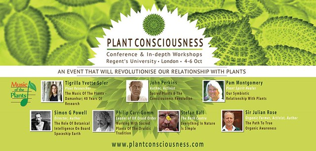 Plant Consciousness Conference 2014