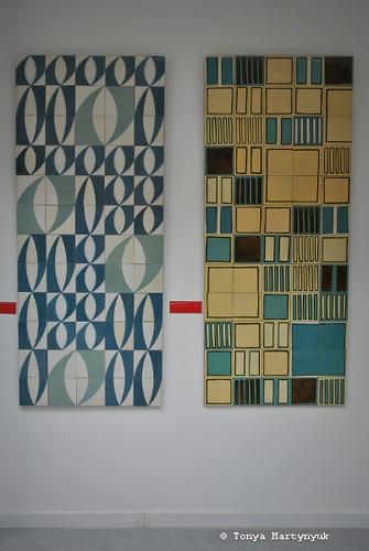 34 - Maria Keil - выставка в Каштелу Бранку