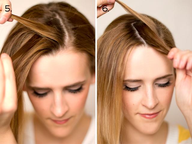 Hướng dẫn các cách tết tóc ĐẸP mà đơn giản 33