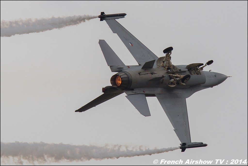 F-16 Solo Display RNLAF, BA-133 Nancy 2014