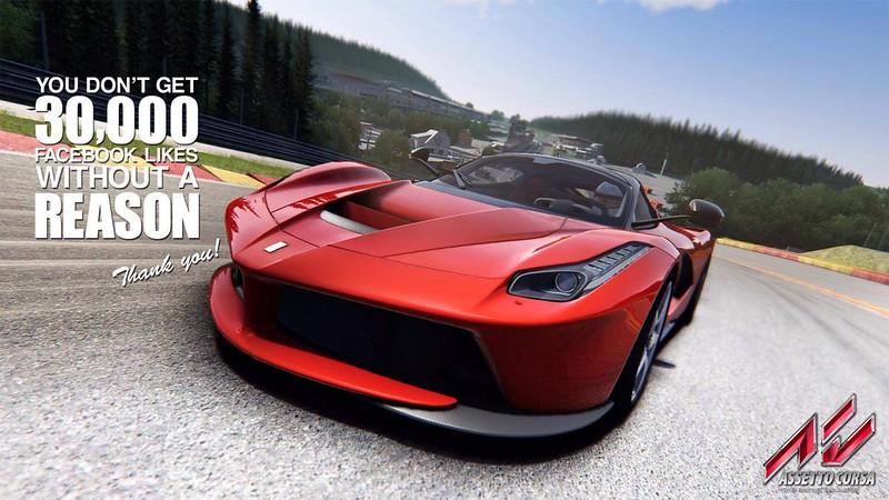 Assetto Corsa La Ferrari