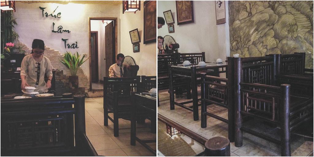 Trúc Lâm Trai Hanoi