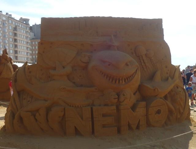 Sculpures sur sable Disney - News Touquet p.1 ! 14770334359_584e881a54_z