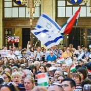 Supporting Israel in Hungary