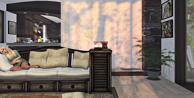 Cheeky Tiramisu Doze by Tizzy Canucci on Flickr