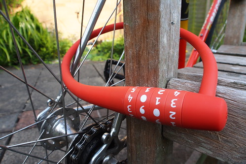 Photo:Knog Party Combo Bike Lock By:londoncyclist