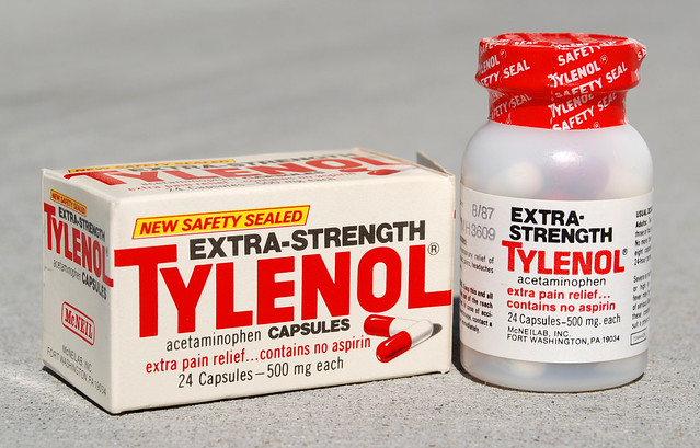 A Brief History of the Tylenol Poisonings