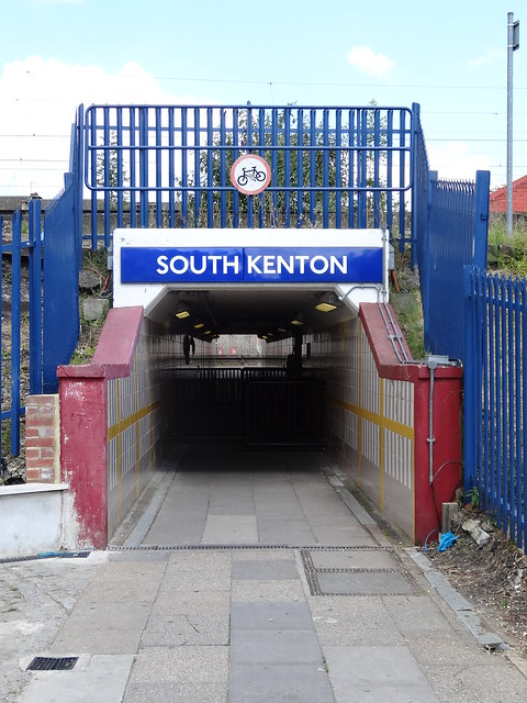 096 - South Kenton Station