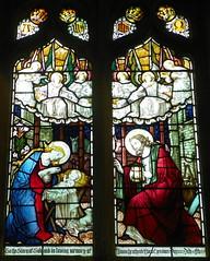 Nativity, St Mary's Church, Shephall