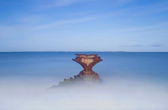 Wyola Wreck, Coogee ,Western Australia