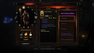 Diablo III Reaper of Souls: Ultimate Evil Edition on PS4