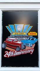 24th Saturday Nite Cruise Anniversary