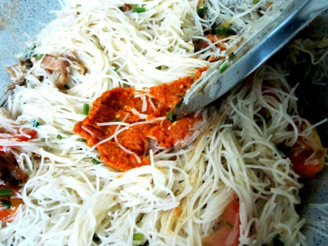 Bihun & chili