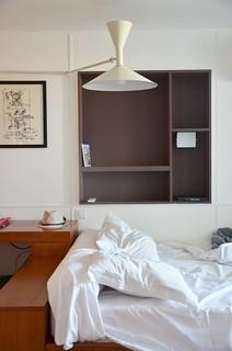 marseille - hotel le corbusier