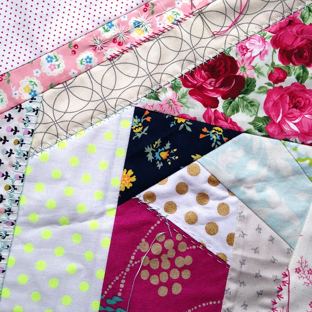 Crazy Quilting Tutorial 3